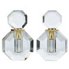 3ml Empty Clear Crystal Perfume Bottles China Manufacturers Luxury Oud Oil Bottle