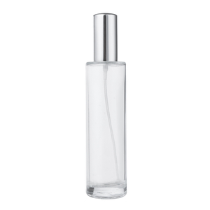 100ml Clear Perfume Glass Bottle with UV Cap Perfume Bottle Manufacturer