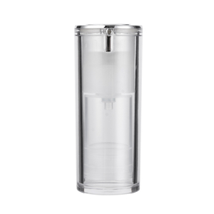 15ml 30ml 50ml Airless Bottle Ecozen Cosmetic Bottle For Skincare