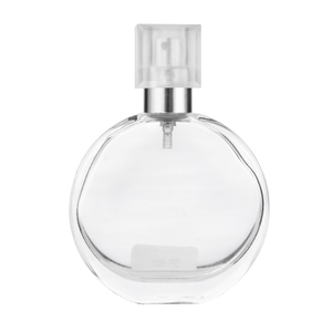25ml Perfume Glass Bottle with Clear Cap Empty Glass Bottle