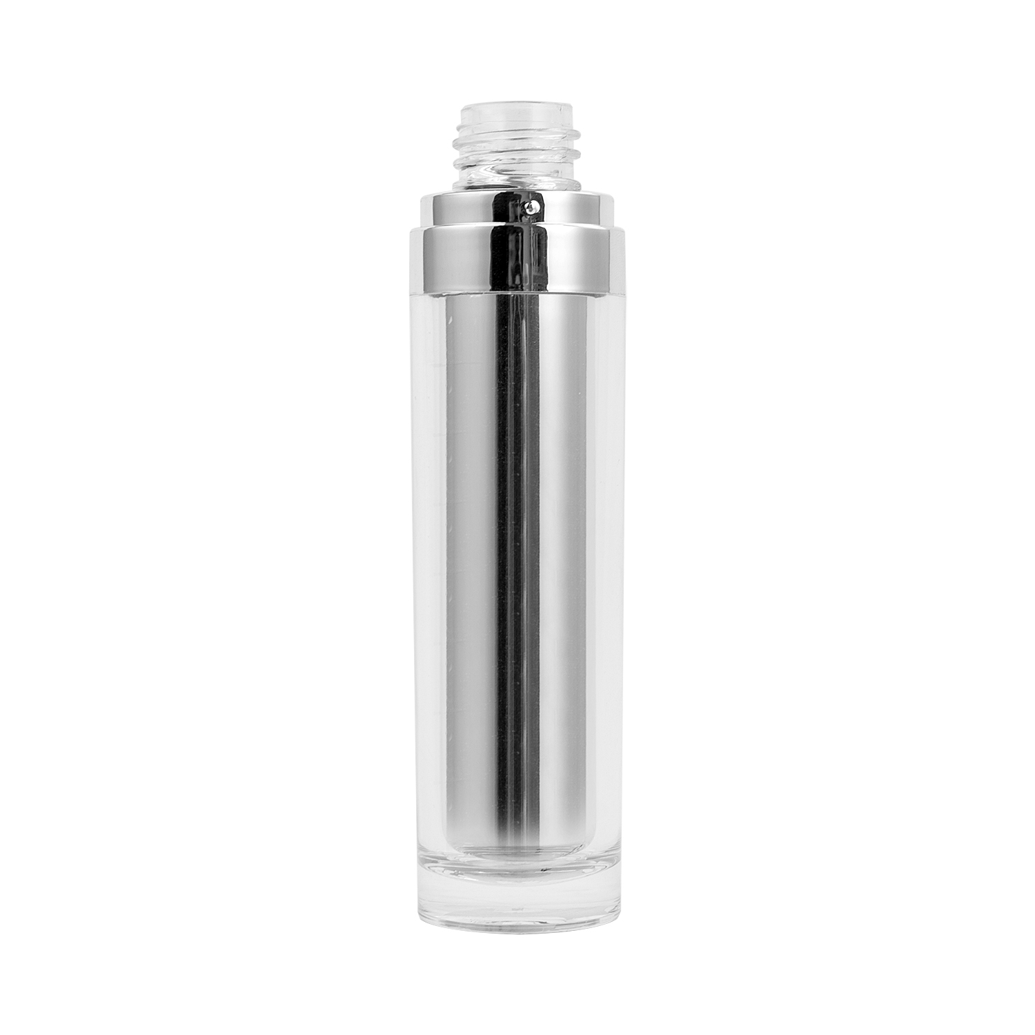 15ml 30ml 50ml Cylinder Lotion Pump Bottle China Cosmetic Bottle