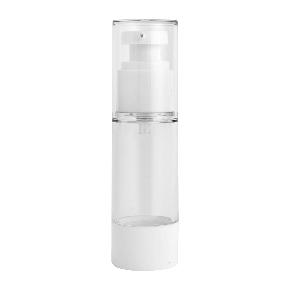 15ml 30ml 50ml 100ml Plastic Airless Bottle