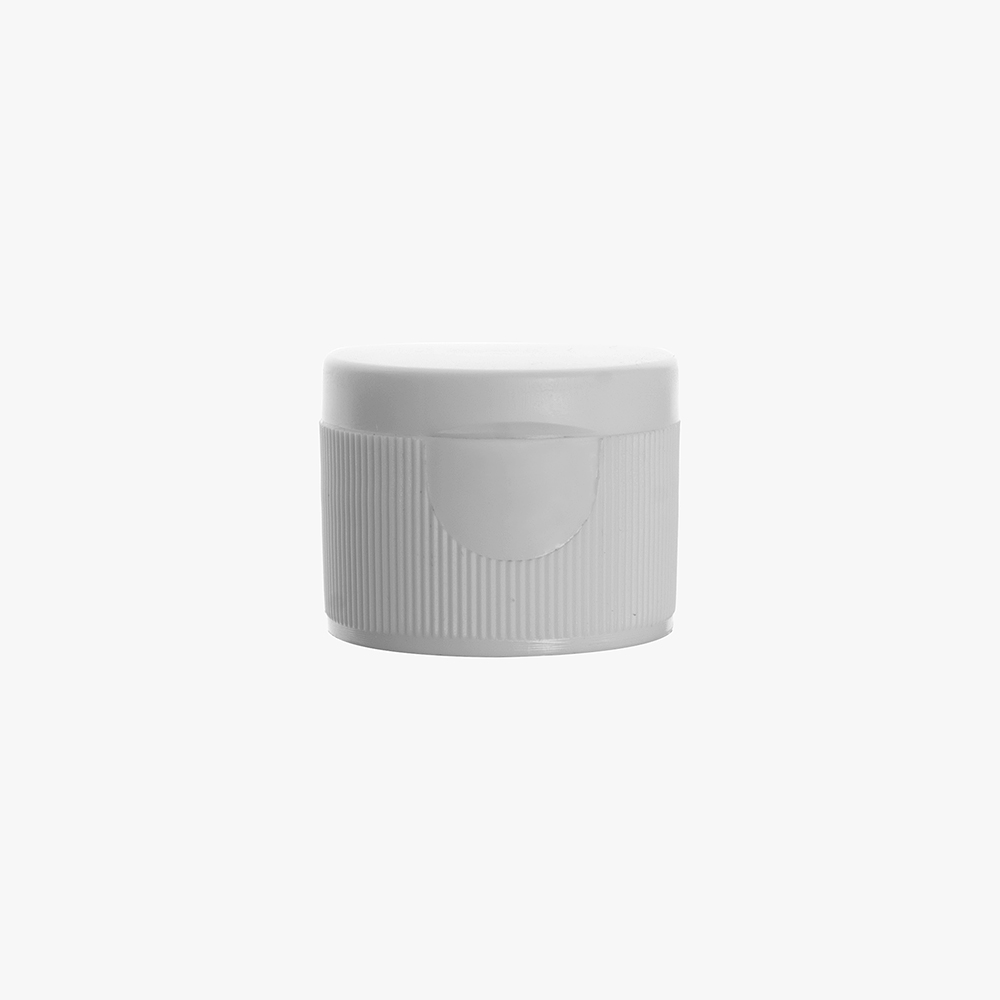 24 410 PP Flip Top Cap White Flip Top Plastic Bottle Caps in Stock High Quality Plastic Flip Bottle Cap