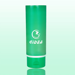 30ml 70ml 100ml Green PE Tubes for Cosmetic Packaging