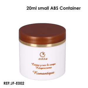 50ml 100ml 200ml 300ml 400ml 500ml 600ml Plastic Cosmetic Packaging Jar