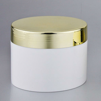10ml,50ml,80ml,120ml,200ml,300ml,500ml Cosmetic Plastic Jar With Lid