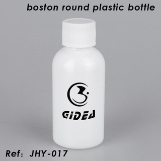 60ml/120ml Boston Round HDPE Bottle