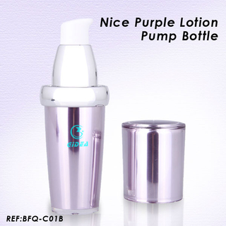 15ml 30ml 60ml 100ml 150ml V-shaped Acrylic Pump Bottle