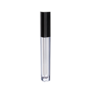 Square Custom Lip Gloss Container