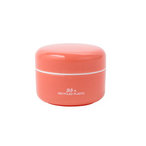 10g Cheap 25% PCR-PP Plastic Cream Jar 10g