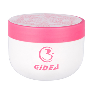 500ml White Body Cream PP Jar