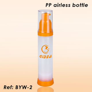 15ml 30ml 50ml Airless Pump Bottle Container