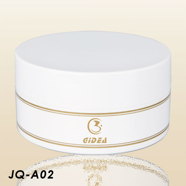 300ML 330ML White Plastic PP Cream Jars