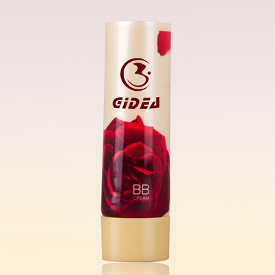 Oval BB Cream Plastic Tube