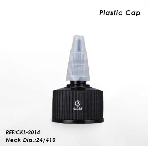 plastic pull up cap 24/410