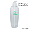 160ml PET Plastic Pump Lotion Containers