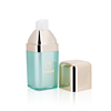 15ml Square Plastic Lotion Bottle with Pump