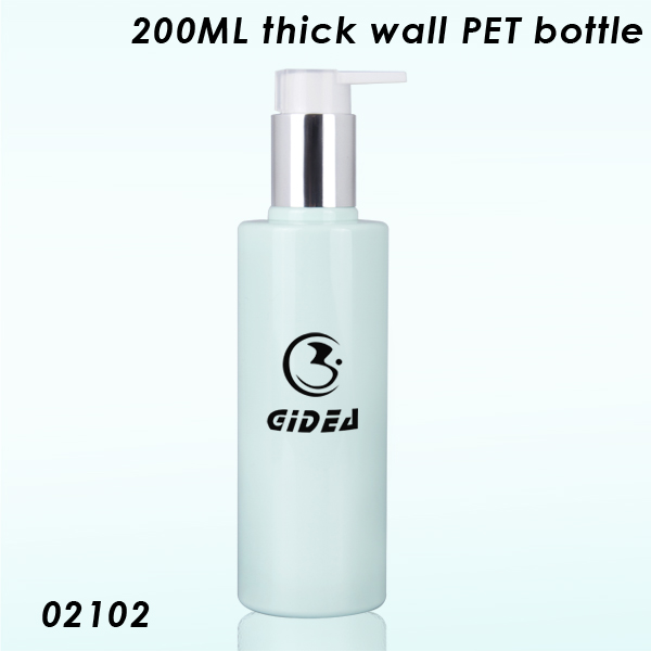 200ML High Quality PET Plastic Bottle