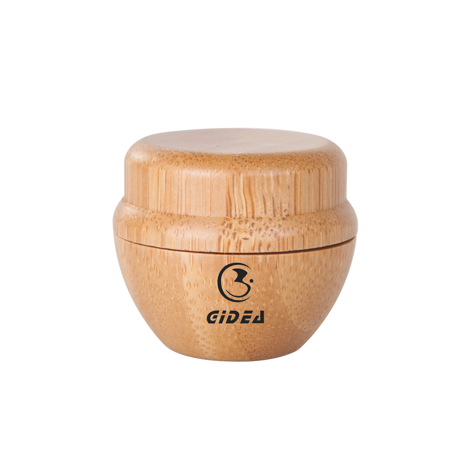5g 10g Bamboo Plastic Cosmetic Cream Jar Packaging