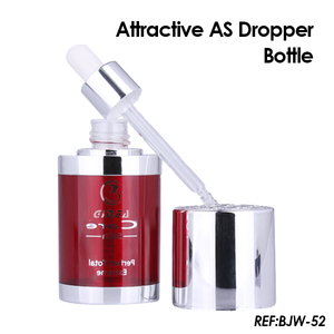 30ml Cosmetic Colored Dropper Bottles