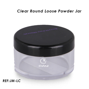 Wholesale Cosmetic Containers Loose Powder Jar