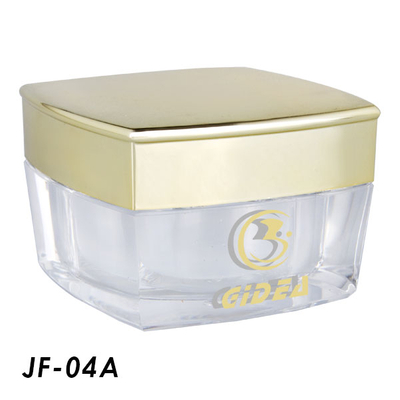 15ml 30ml 50ml Square Acrylic Cream Jars