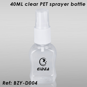Unique Shape 40ml PET Bottle