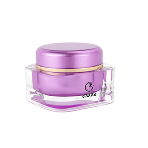 15g 30g 50g Pink Cream Comsmetic Jar Container