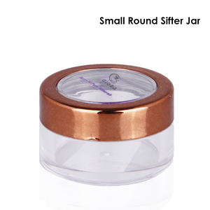 Small Round Plastic Containers